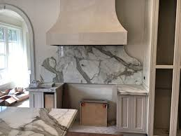 Benson Stone Rockford Illinois by Calcutta Gold Marble Showcase Gourmet Kitchen Complete With