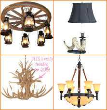 lodge style chandeliers otbsiu com