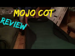 Rei Comfort Cot Review Gander Mountain Mojo Cot Review Youtube