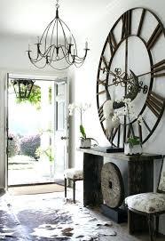 oversized wall clocks large wall clock wall clock by on room