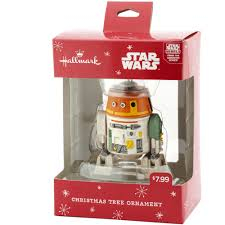 wars christmas decorations hallmark wars rebels chopper christmas ornament walmart