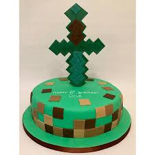 minecraft birthday cake ideas minecraft birthday cake s designer cakes