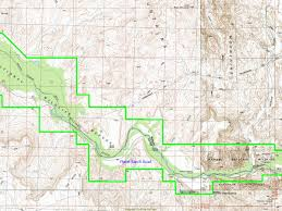 Lake Havasu Map Bill Williams River Nwr U2022 Hiking U2022 Arizona