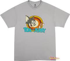 tom jerry logo shirt toms logos clothes