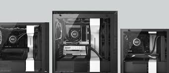 nzxt pc hardware manufacturer cases cooling fan control and