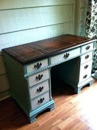 vintage desk for sale refinished desk vintage refinished desk chair refinished desks for