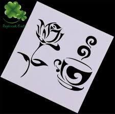 Stencil Albero by Popular Ink Stencil Scrapbooking Buy Cheap Ink Stencil