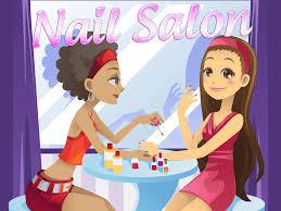 nail polish design salon fun virtual nail salon spa kids free