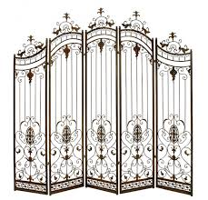 Wrought Iron Room Divider by 24 Best Room Dividers U0026 Screens Made From Canvas Wood U0026 Metal
