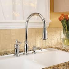 price pfister hanover kitchen faucet pfister hanover pull out single handle kitchen faucet with soap