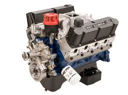 ford crate engines for sale ford performance mustang 427ci 535hp rear sump crate engine m 6007