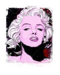 Marilyn Monroe Art Marilyn Monroe By Todd Bane