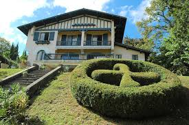 chambre d hote ciboure chambres d hôtes villa la croix basque chambres ciboure côte