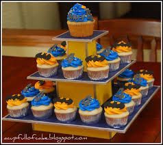 halloween cupcake stands a cup full of cake holy cupcakes batman