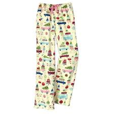 Shop Womens Tis The Season Flannel Lounge Pants  Merry Christmas