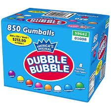 where can i buy gumballs dubble fruit gumballs 850 ct sam s club