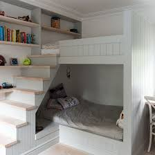 Children S Rooms Children U0027s Room With Built In Bunk Beds Bunk Rooms Uk Photos
