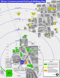 Odu Parking Map Uab Parking Map Pasadena California Map Valencia East Campus Map