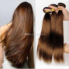 design lengths hair extensions cheap 8a hair silky 3 bundles medium brown