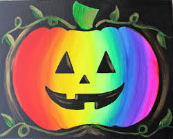 halloween buttons rainbow jack o lantern sat oct 21 12pm at pinot u0027s palette leawood