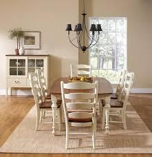 Farmhouse Kitchen Table Sets by Amaretto And Biscotti Set Canadel Furniture Farmhouse