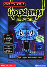 escape from horror house goosebumps wiki fandom powered by wikia