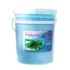 Scrub Gel scrub gel available in 5 scents