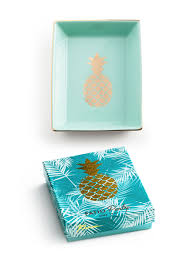 Pineapple Home Decor by Patio Party Tray Pineapple Tableware And Home Decor Seattle Wa