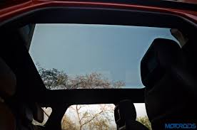 range rover sunroof range rover evoque 2 2 diesel review bling thing motoroids