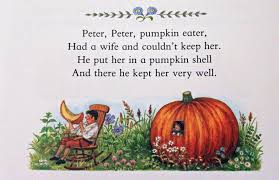thanksgiving rhymes nursery crimes and other tales my sweet and tender hooligans