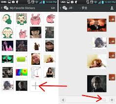 cara membuat tulisan gif secara online begini cara membuat sticker animasi gif di wechat tutorial