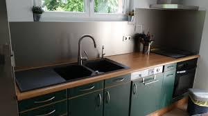 cuisine en aluminium vos réalisations avec steel 12 la crédence steel mag