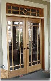 French Doors With Transom - phirst and lassing exterior french doors made in usa