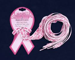ribbon shoelaces breast cancer awareness shoelaces pink ribbon shoelaces wholesale