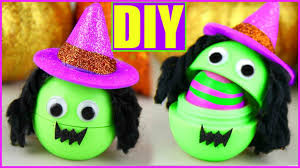diy witch eos make cute halloween lip balms halloween party