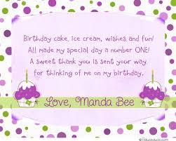 purple u0026 green cupcake invitation u0026 thank you photo birthday