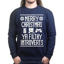 get a nerdy sweater for a geeky