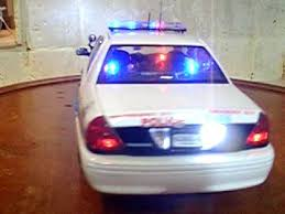 toy police cars with working lights and sirens for sale 1 18 chicago police dept crown vic with lights and siren diecast toy