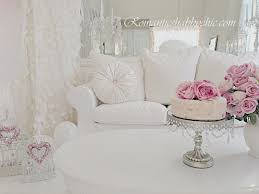 Grey Shabby Chic Curtains by Romantic Shabby Chic Home 2016