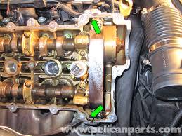 pelican technical article porsche cayenne valve cover gasket