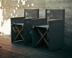 Orson Chair Orson Director Chair By Roda Stylepark