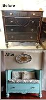 furniture hacks turn a dresser into a bench u2013 design4lifeblog com