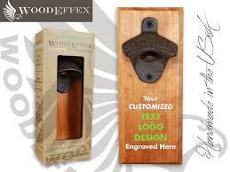 bottle opener wall mount magnet personalized magnetic bottle opener united states woodeffex