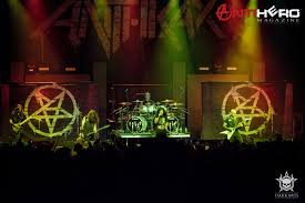 concert photos anthrax at the midland theater in kansas city