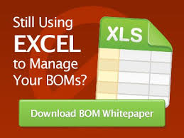 Bom Template Excel Excel Bill Of Materials Excel Bom Arena Solutions
