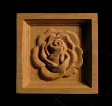 decorative wood carvings 14 best carved flower images on carved wood