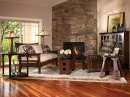 Mission Style Loveseat Living Room Ideas Mission Style Furniture Craftsman Articlesec