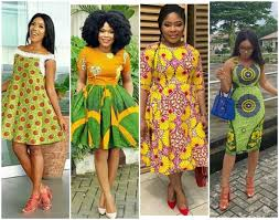 ankara dresses select a fashion style these casual ankara dresses fab are