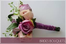silk wedding bouquets silk wedding flowers artificial bridal bouquets posie