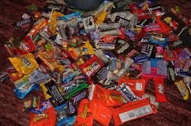 halloween candy pile u2013 festival collections